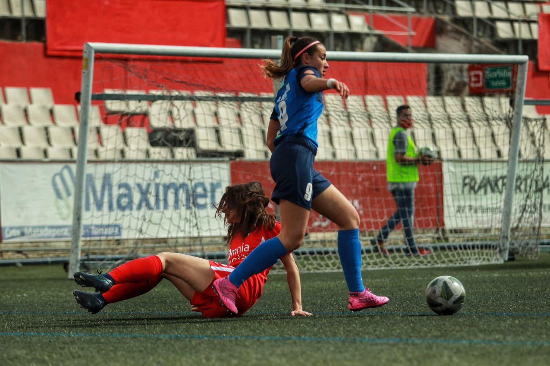 TERRASSA FC 1–0 CF IGUALADA