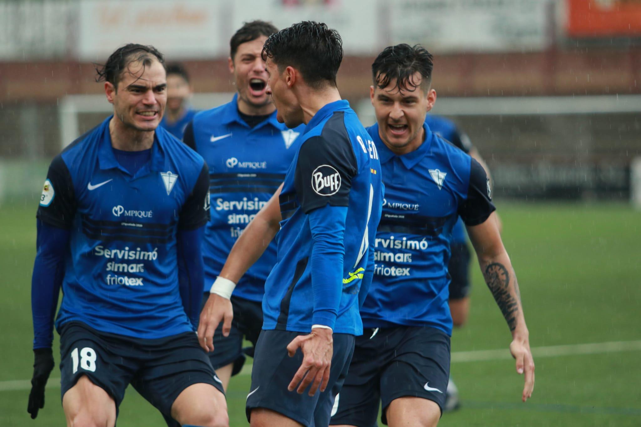 CF IGUALADA 2-1 UE SANTS