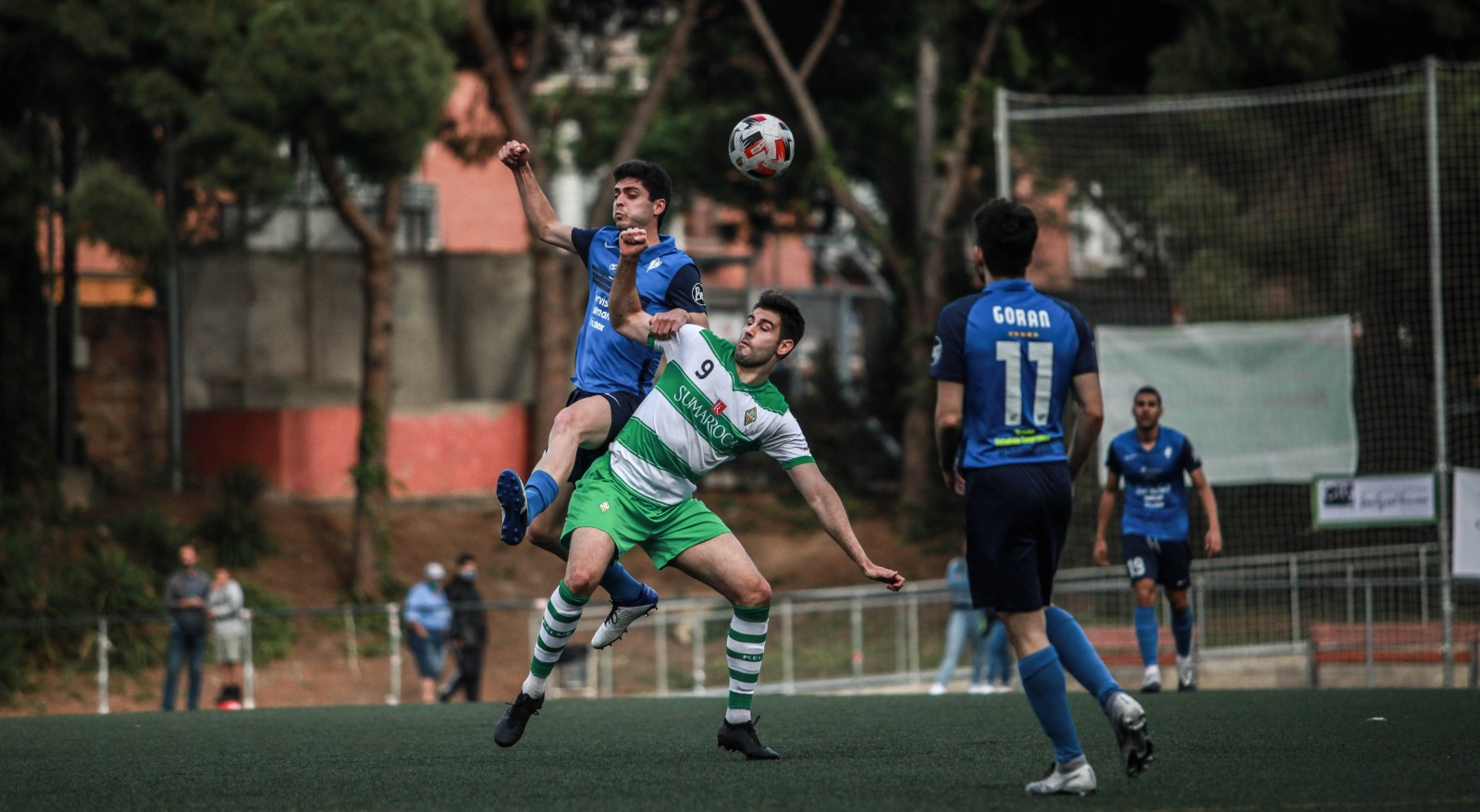 sdsUE SANTS 4-1 CF IGUALADA