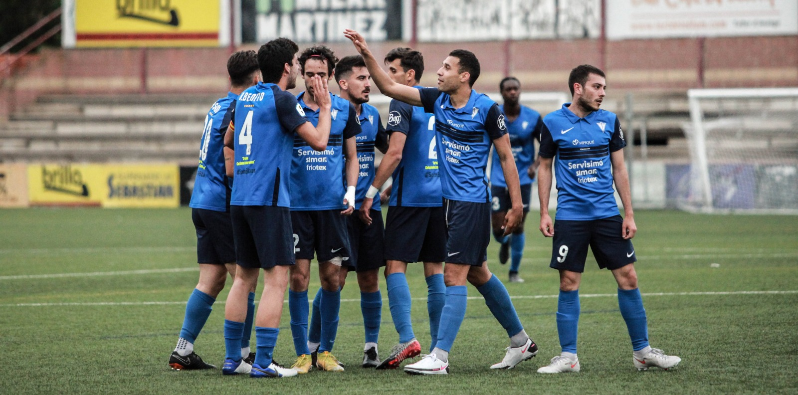 CF IGUALADA 3–1 CF PERALADA