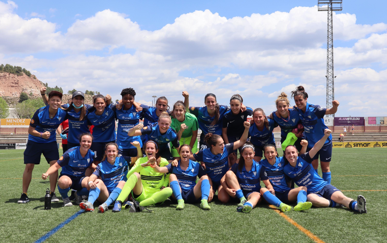 CF IGUALADA 4–1 BALEARS FC