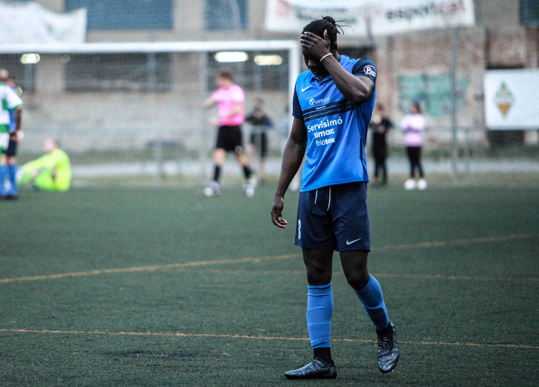 CE BANYOLES 3-0 CF IGUALADA
