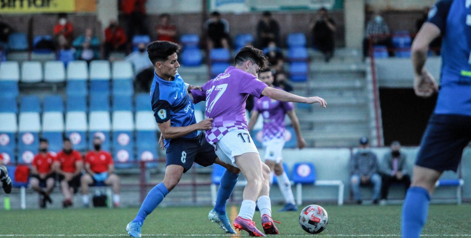 CF IGUALADA 0-1 UE FIGUERES