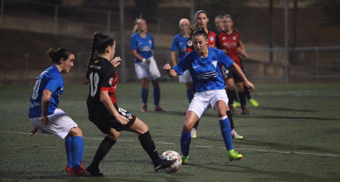 sdsSANT CUGAT FC 1-2 CF IGUALADA
