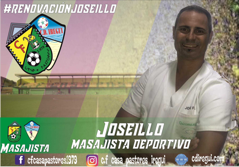Renovación José Fernandez Masajista Deportivo