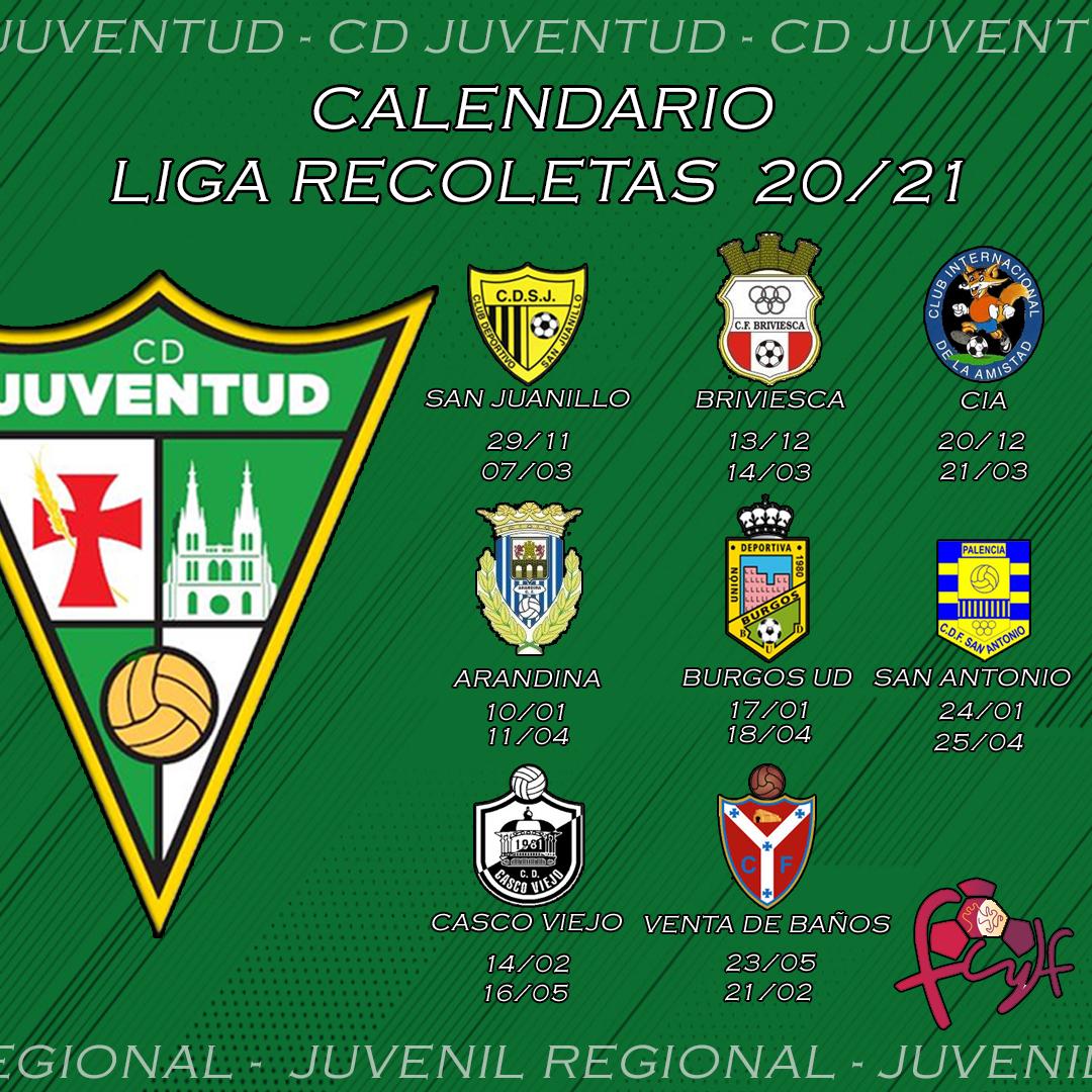 Calendario Regional Juvenil