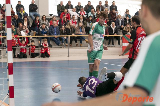 sdsPrevia 8ª Jornada: Juventud del Círculo BigMat Fontecha vs Laskorain K.E.