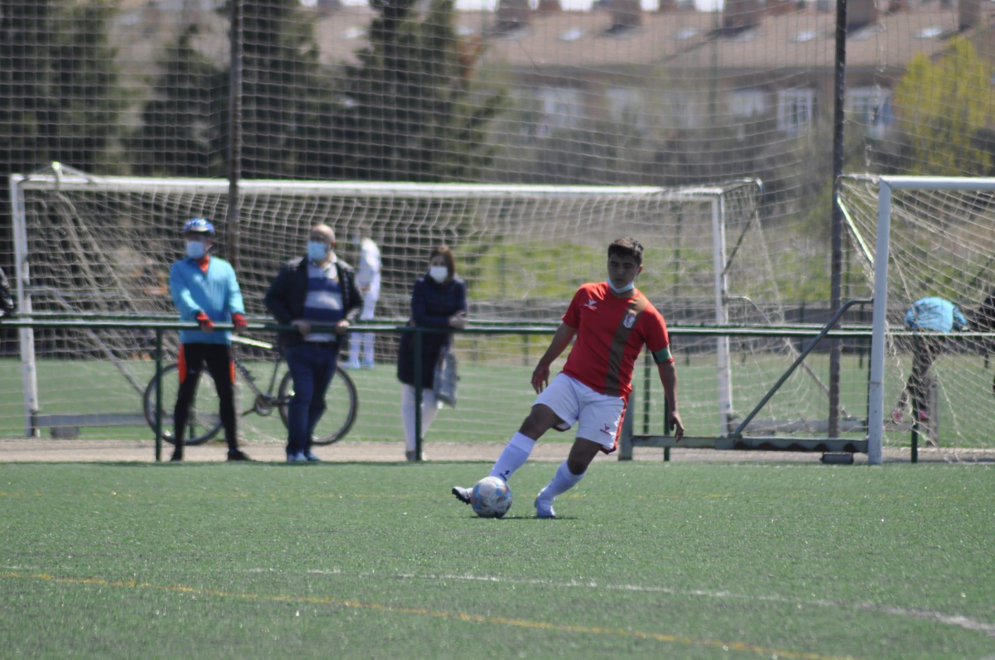 sds1 contra 1: César Contreras