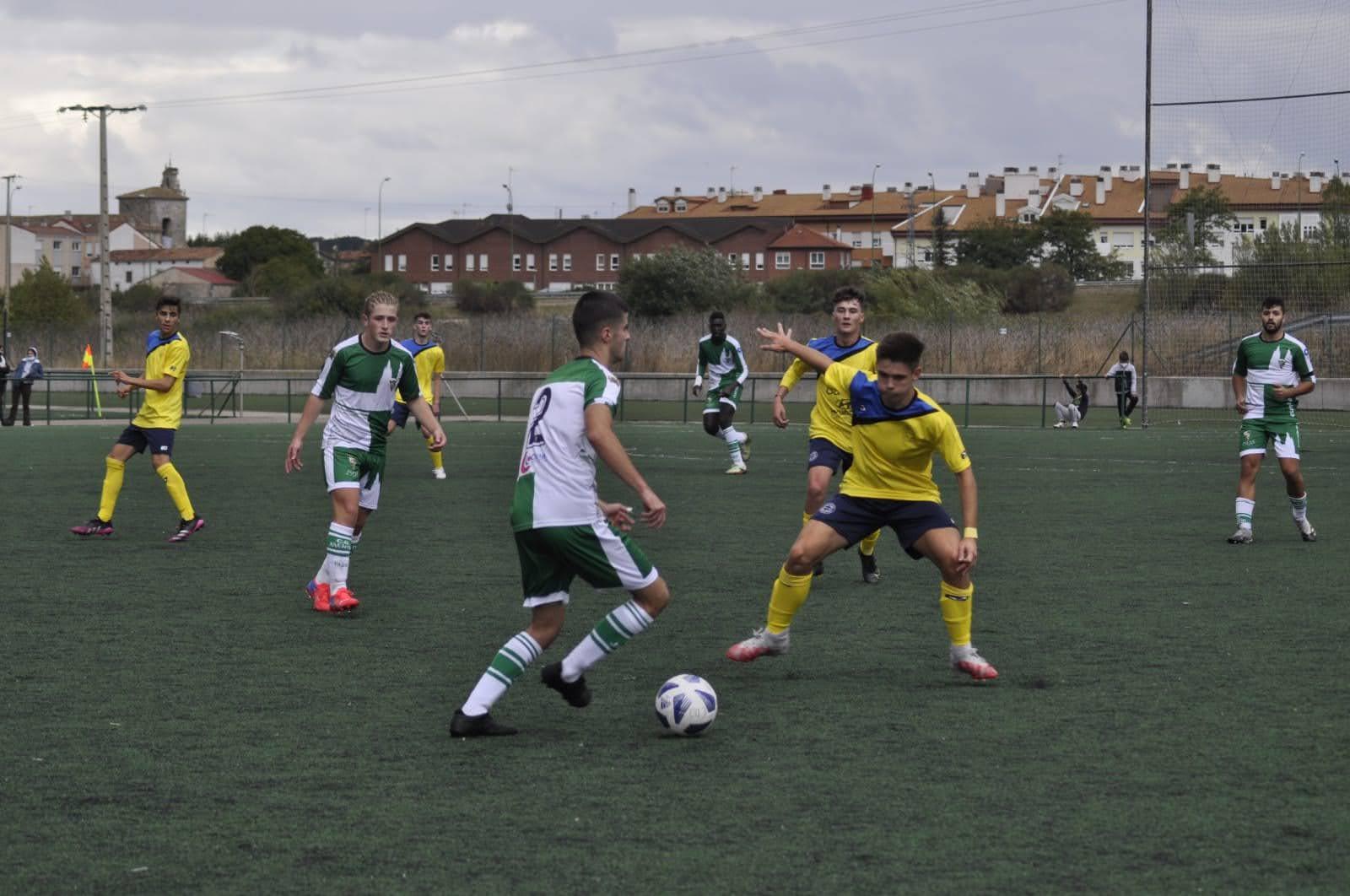 sdsCrónica: CD Juventud 0 - 2 Diocesanos - UCAV