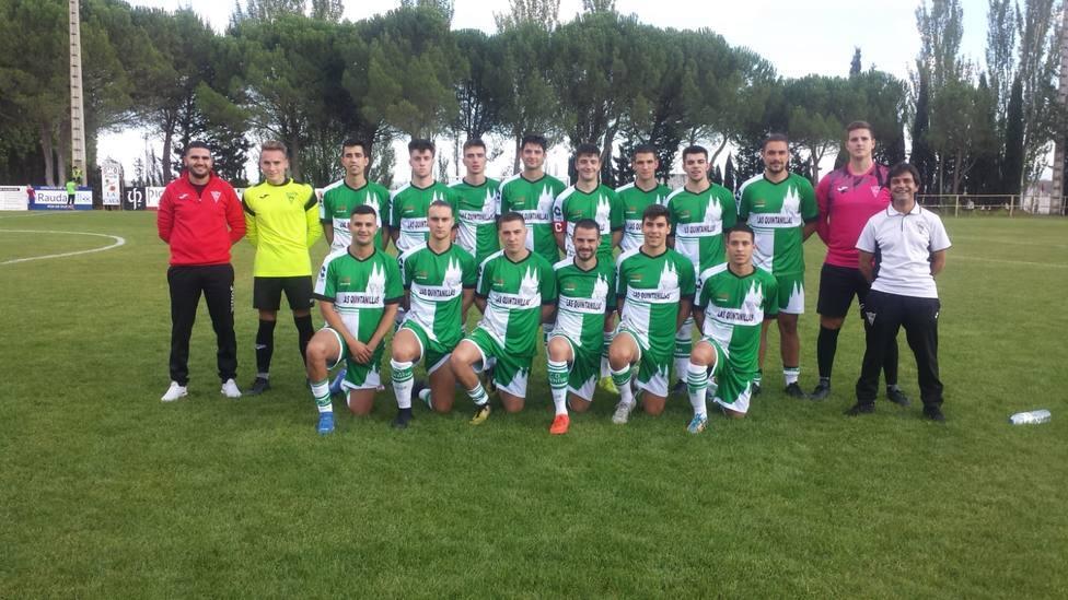 sdsEl CD Juventud y el CD Las Quintanillas sellan una alianza con el objetivo de crecer en el fútbol provincial