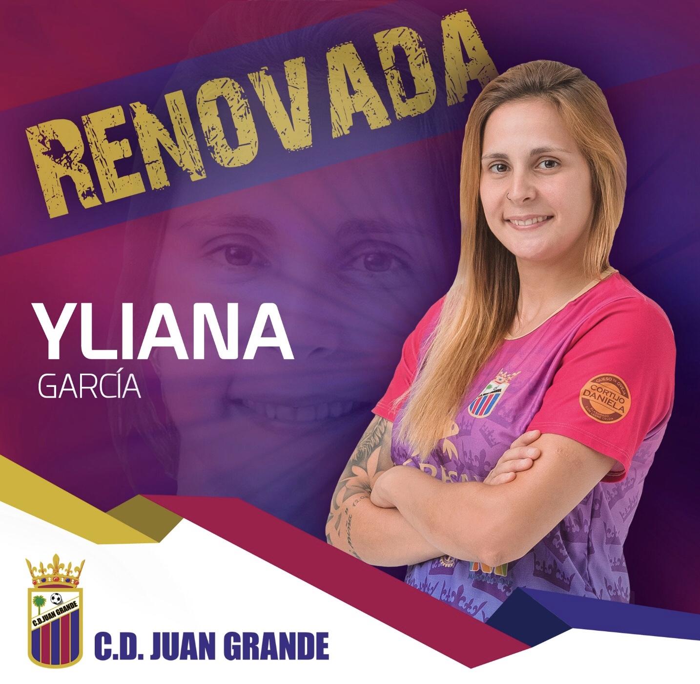 Renovación Yliana García