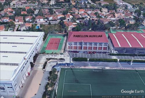 PABELLON AUXILIAR