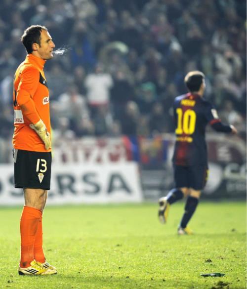 Saizar, segunda baja del Córdoba CF