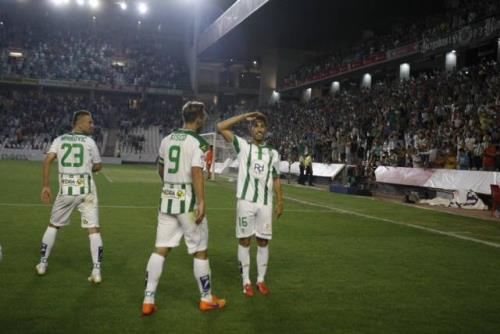 Crónica: J1. Córdoba CF 1-0 Real Club Valladolid