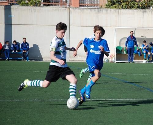 Sergio Torres (3ª Andaluza Infantil)