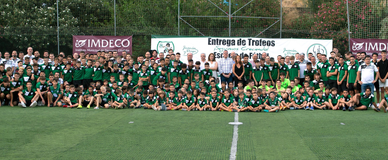 Clausurado un nuevo ejercicio futbolístico del CD Juanín y Diego