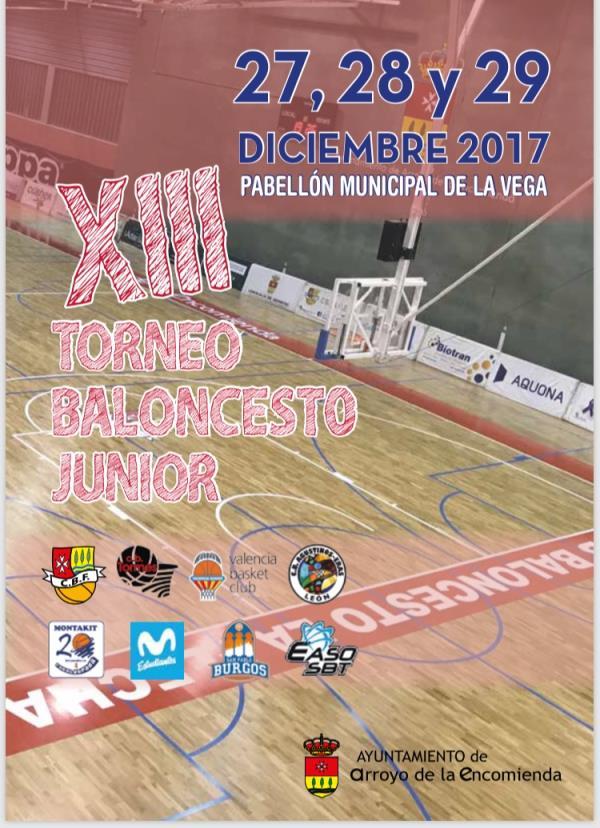 XIII Torneo Junior