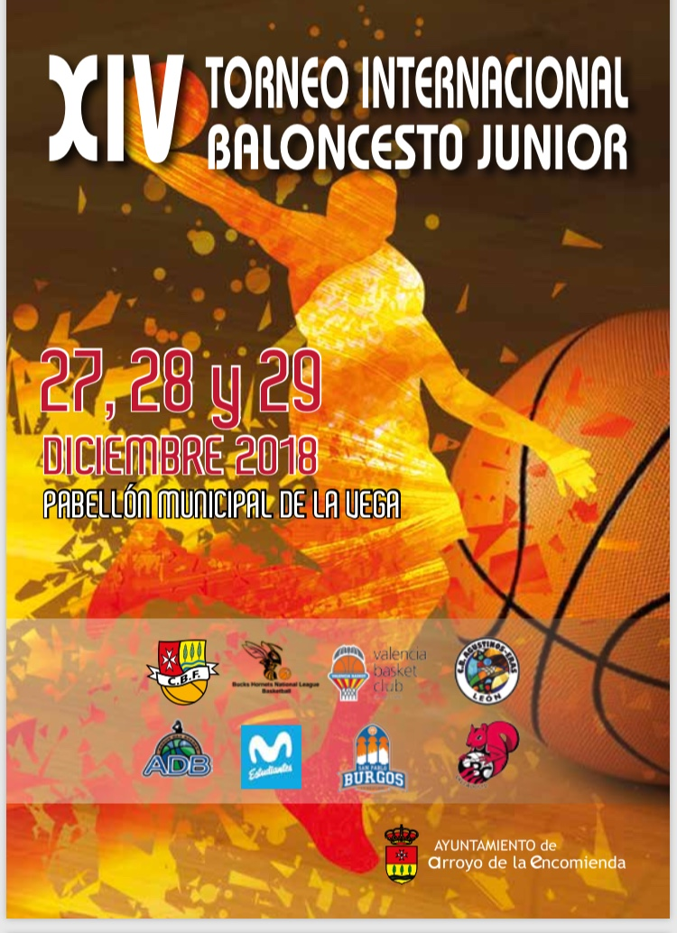 XIV TORNEO INTERNACIONAL JUNIOR