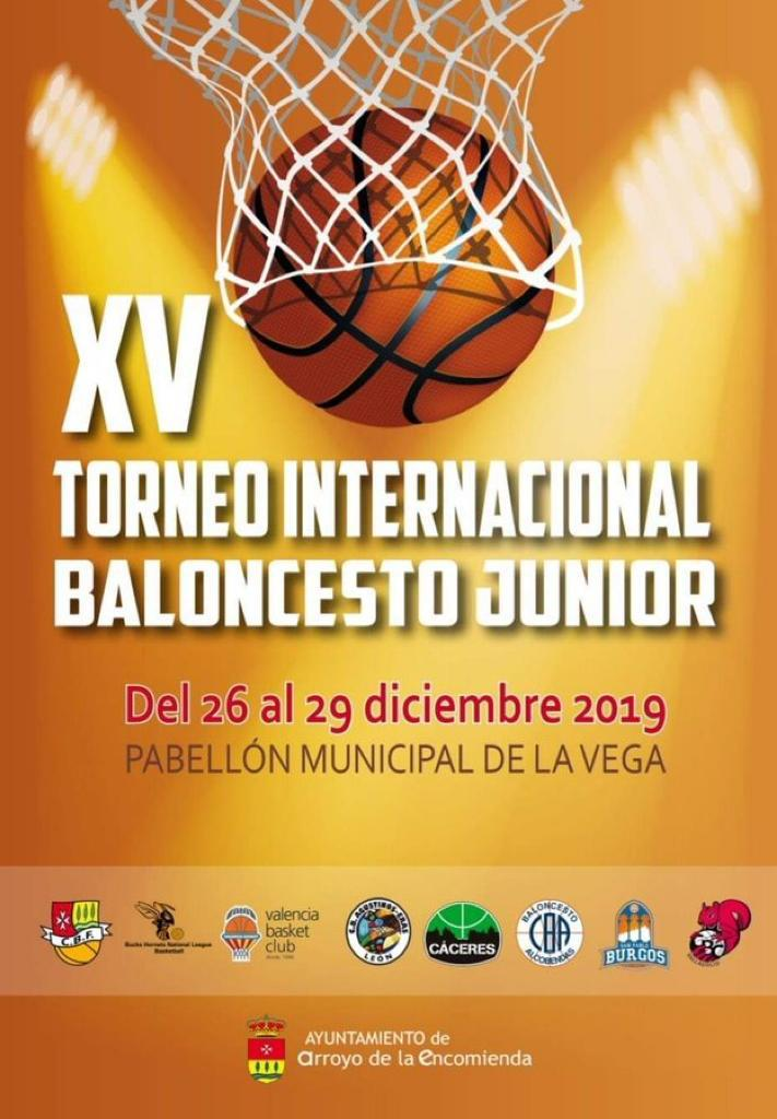 sdsXV TORNEO INTERNACIONAL JUNIOR