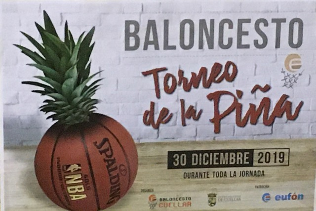 TORNEO DE LA PIÑA - CUELLAR