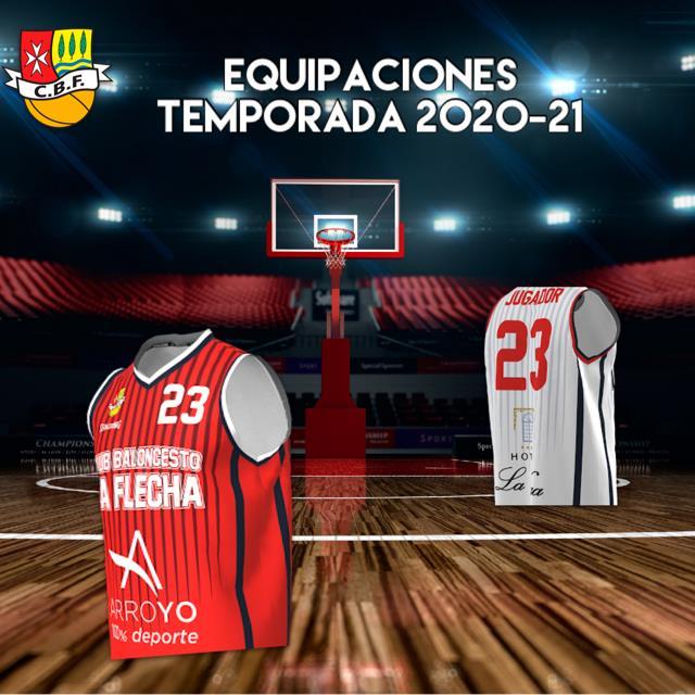 EQUIPACIONES TEMPORADA 2020-21