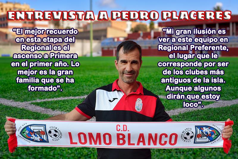 sdsEntrevista a Pedro Placeres, máximo responsable de nuestro equipo regional