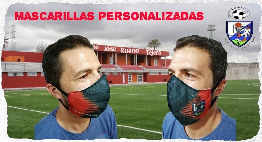 Nuevas mascarillas personalizadas