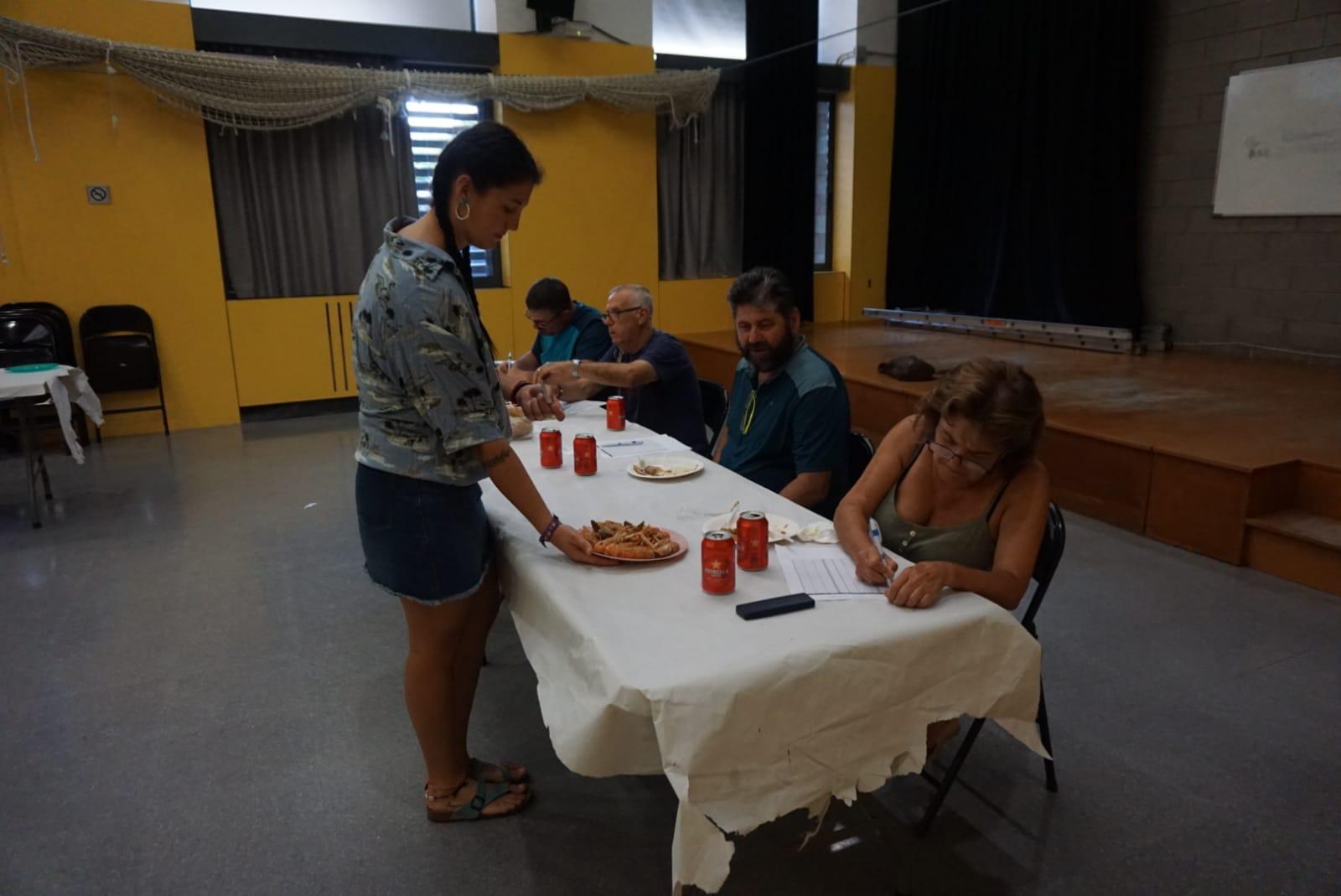 DIADA CASTELLERA CENA DE HERMANDAD