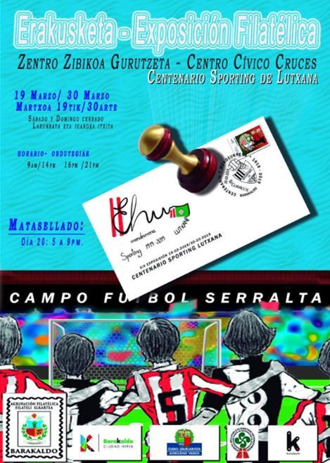 Exposición Filatélica Centenario
