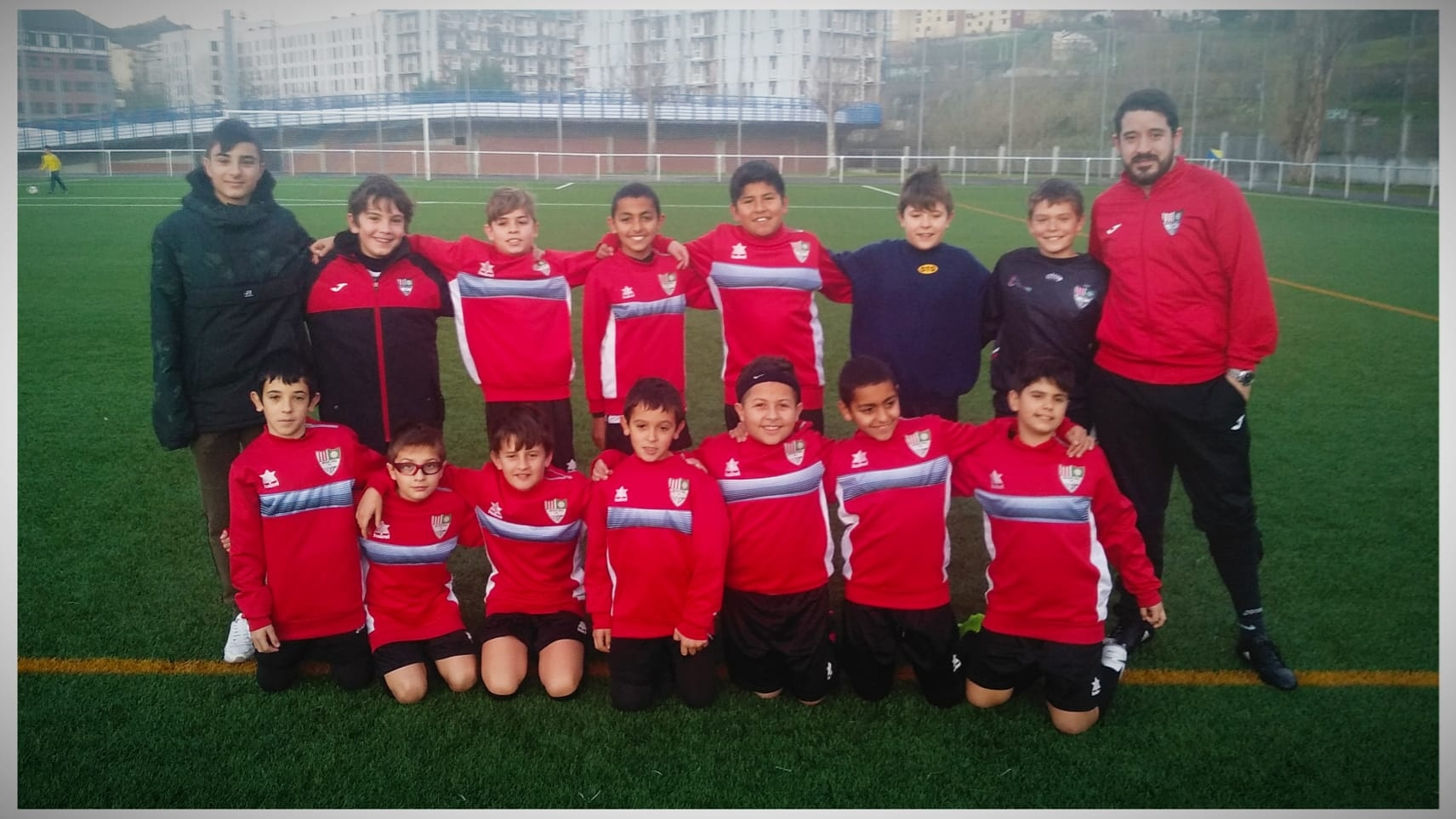 Primer partido Fútbol 11