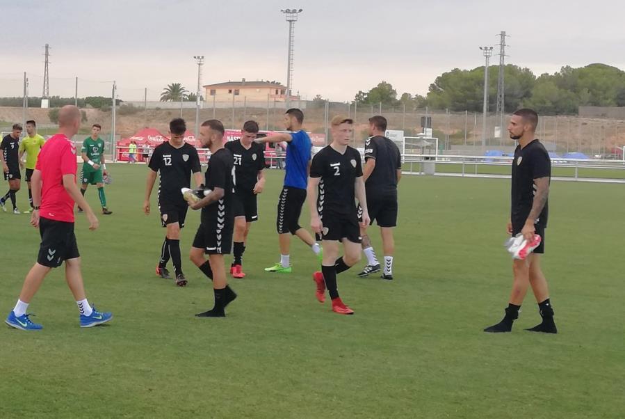 Nous partits amistosos del CF Pobla de Mafumet