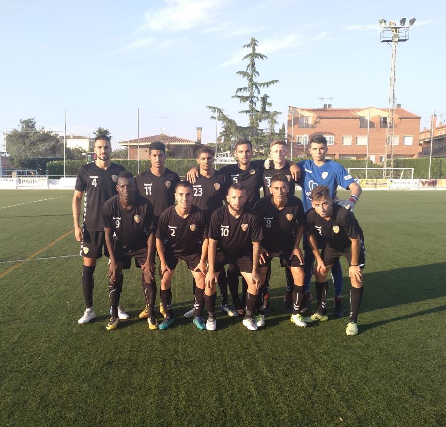 Últims partits amistosos del CF Pobla de Mafumet abans d'iniciar la temporada 18/19