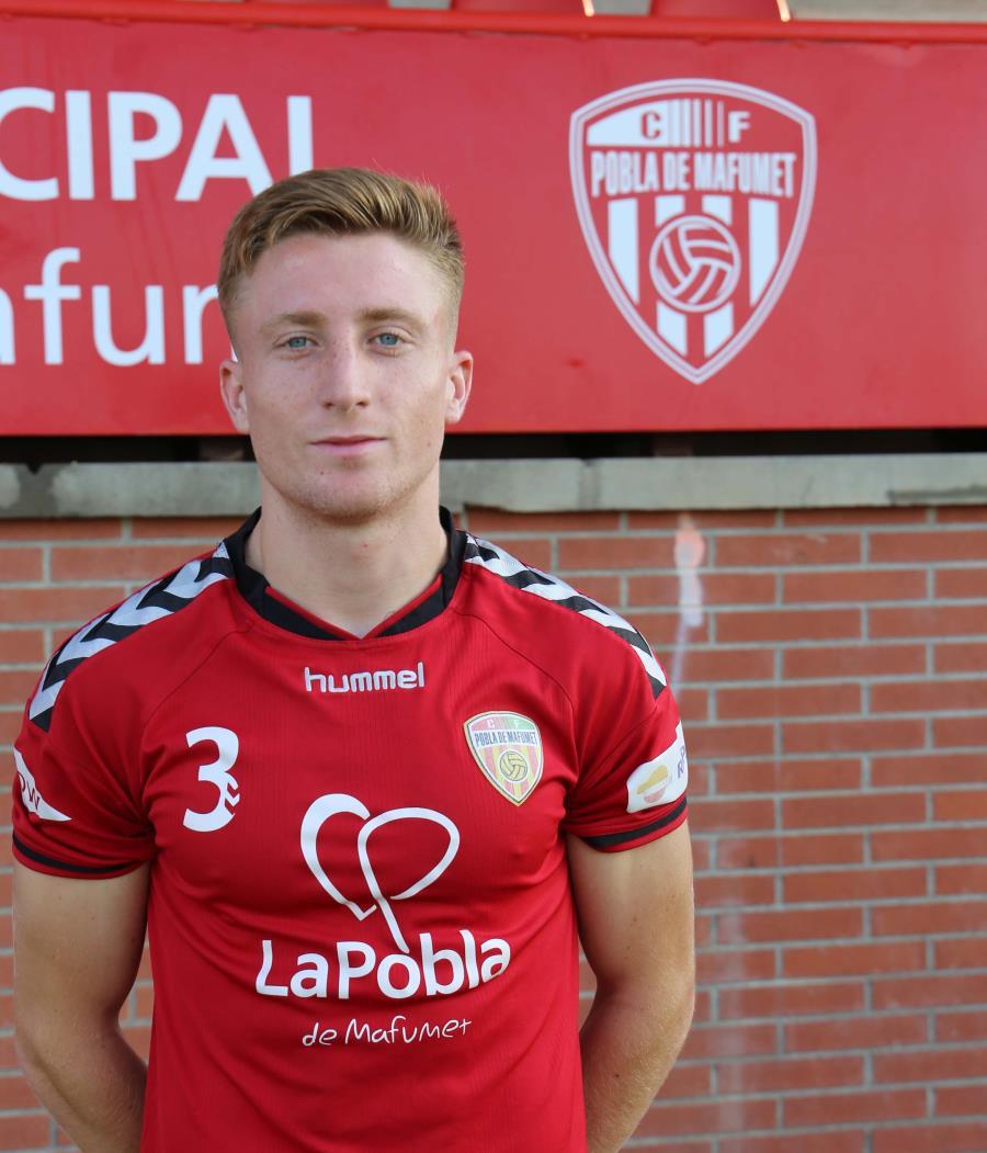 Joan Domingo, cedit al FC Ascó
