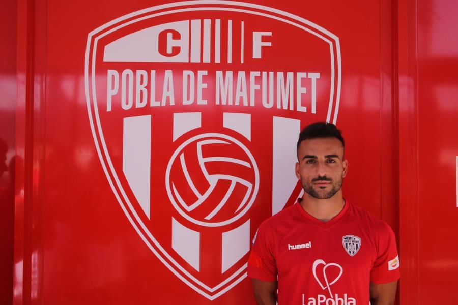 Iván Vidal deixa el CF Pobla de Mafumet