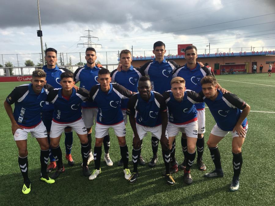 Victòria del CF Pobla de Mafumet al FC Ascó per 1-0