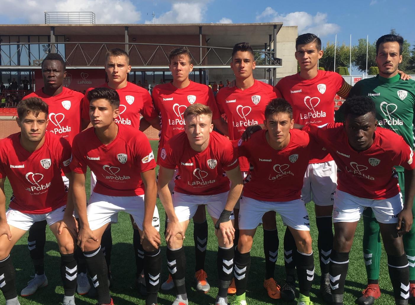 Victòria del CF Pobla de Mafumet al Santfeliuenc FC per 1-0