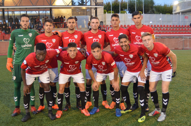 Victòria del CF Pobla de Mafumet davant la Unió Atlètica Horta per 2 a 0