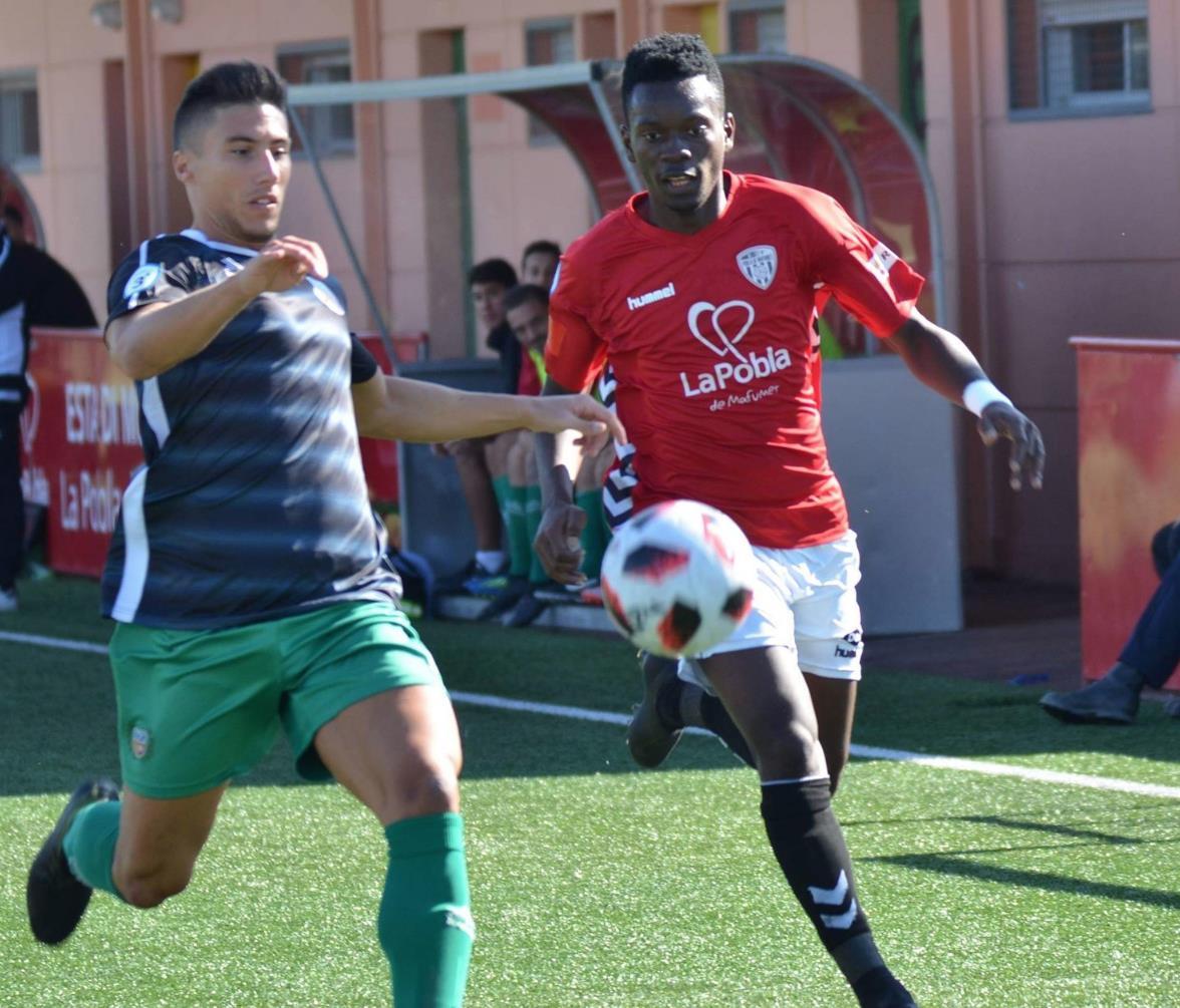 Golejada del CF Pobla de Mafumet al Futbol Club Martinenc per 5 a 0