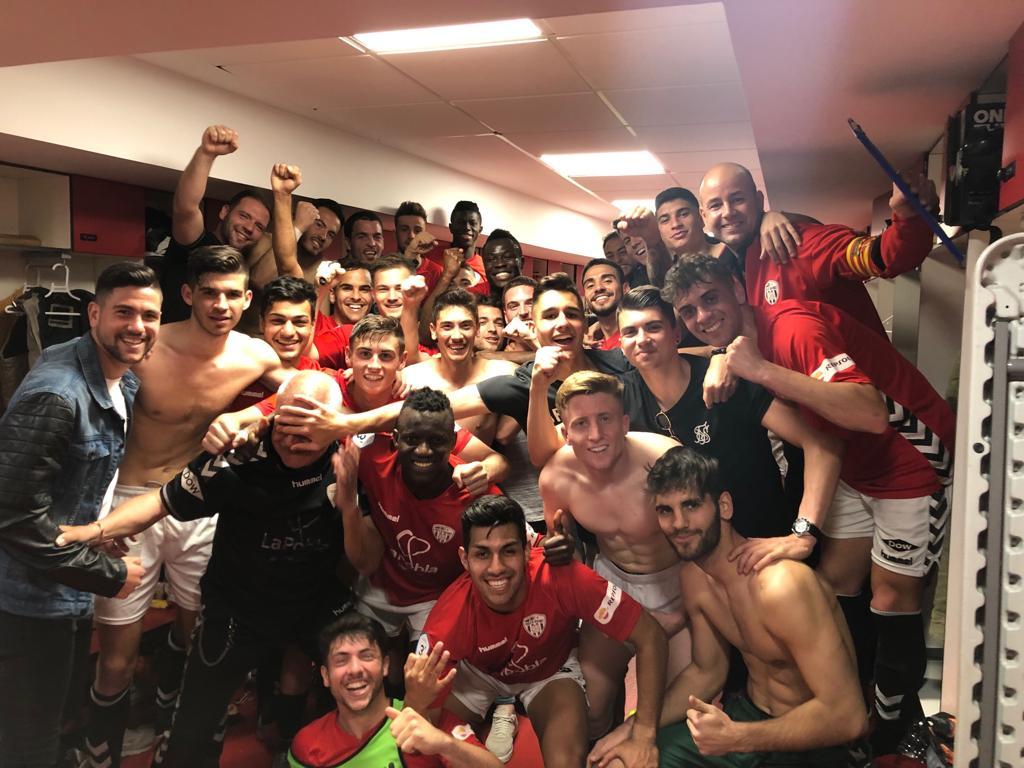 Victòria del CF Pobla de Mafumet davant el FC Vilafranca per 1 a 0