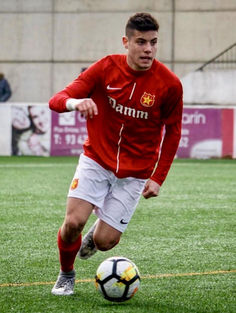 Dani Molina, nou jugador del CF Pobla de Mafumet