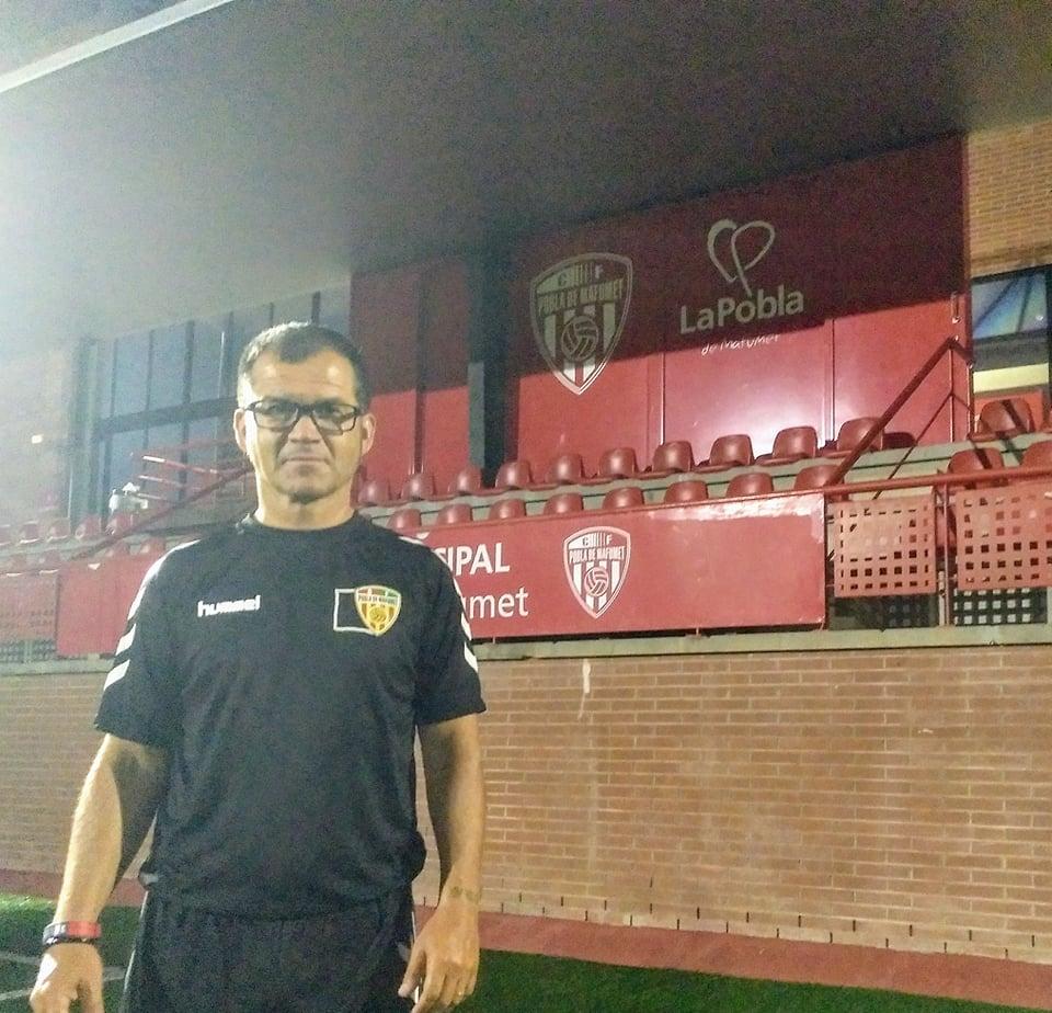 Àngel García, nou segon entrenador del CF Pobla de Mafumet
