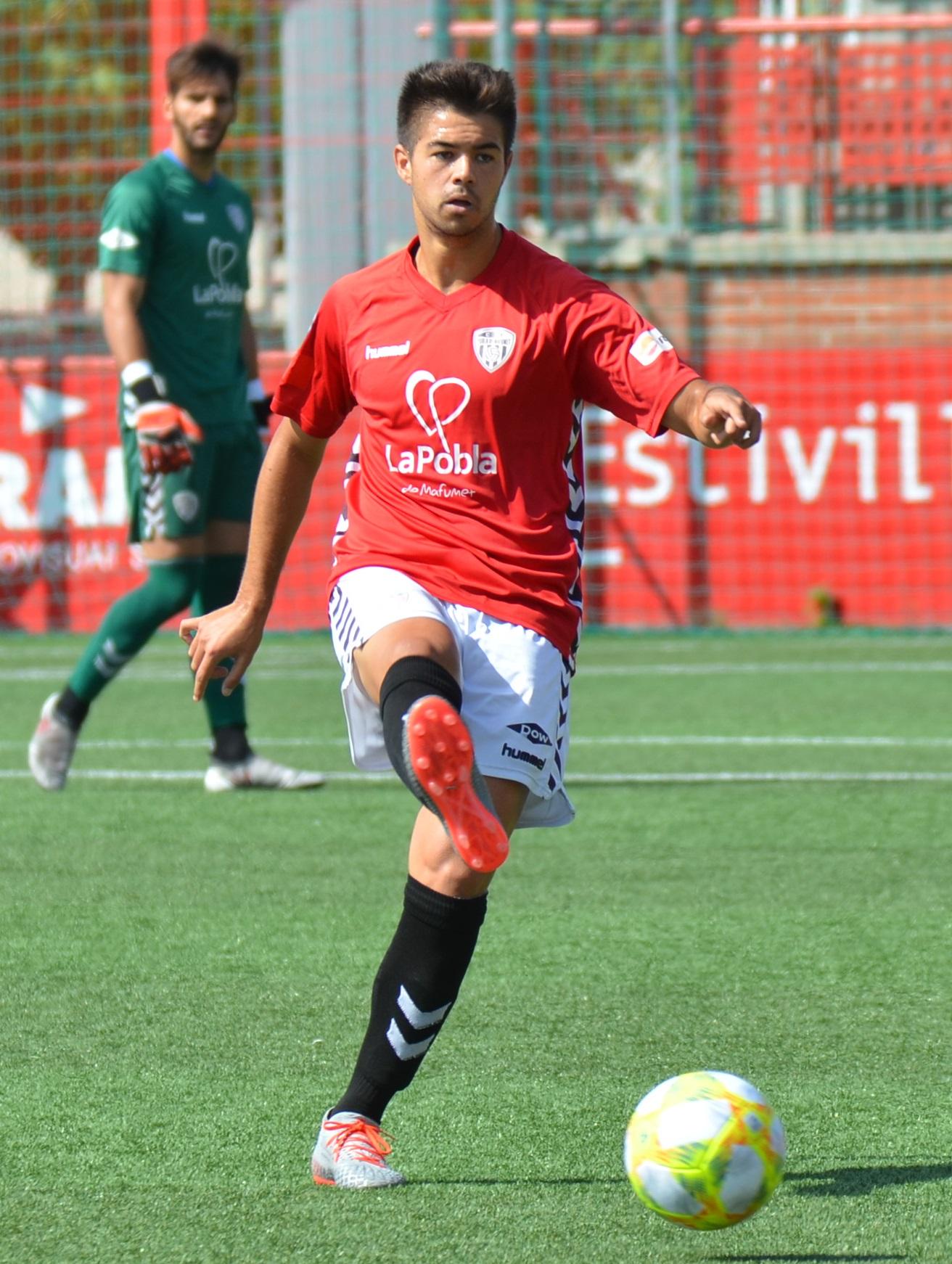 Victòria del CF Pobla de Mafumet davant el San Cristóbal per 2 a 0