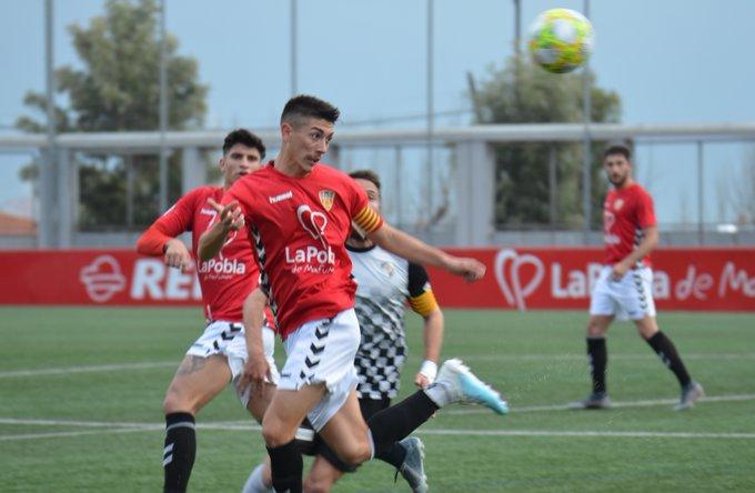 El CF Pobla de Mafumet guanya a la Unió Atlètica d'Horta per 2 a 0
