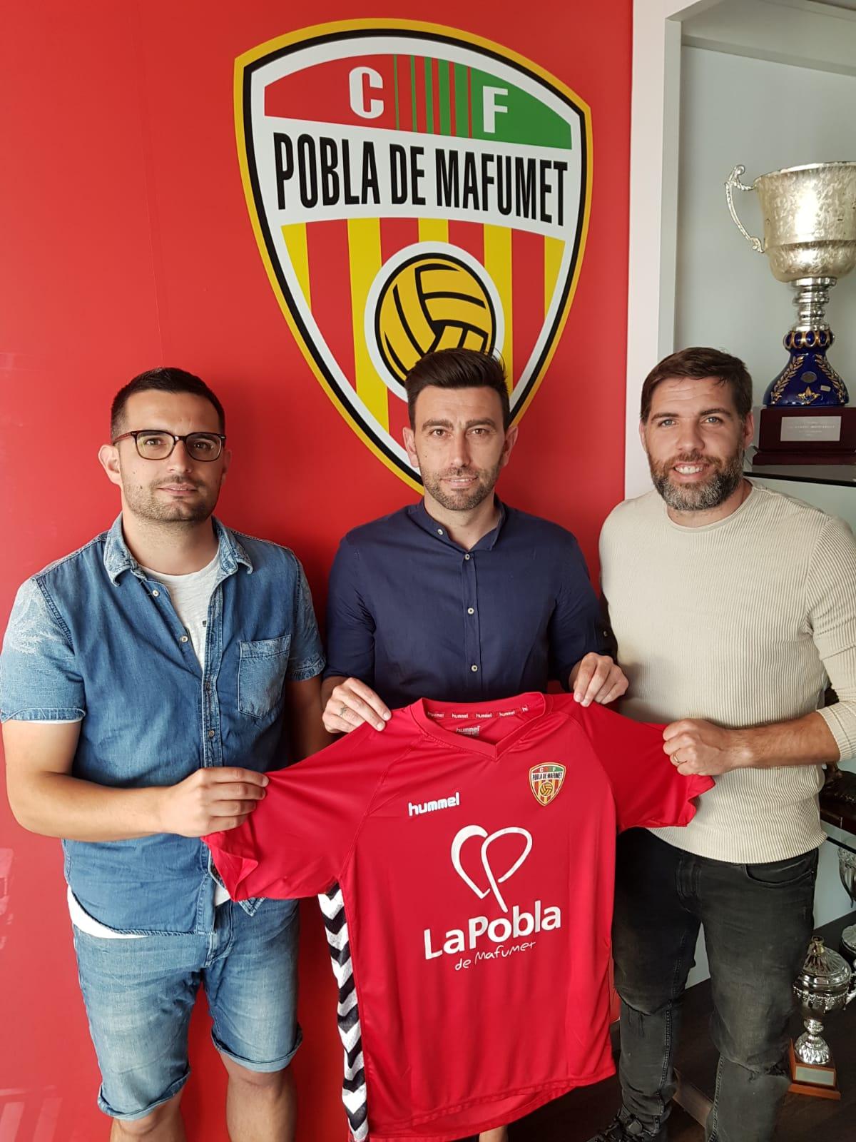 Ivan Cristino i Àlex González, nou tàndem d'entrenadors de la Pobla B