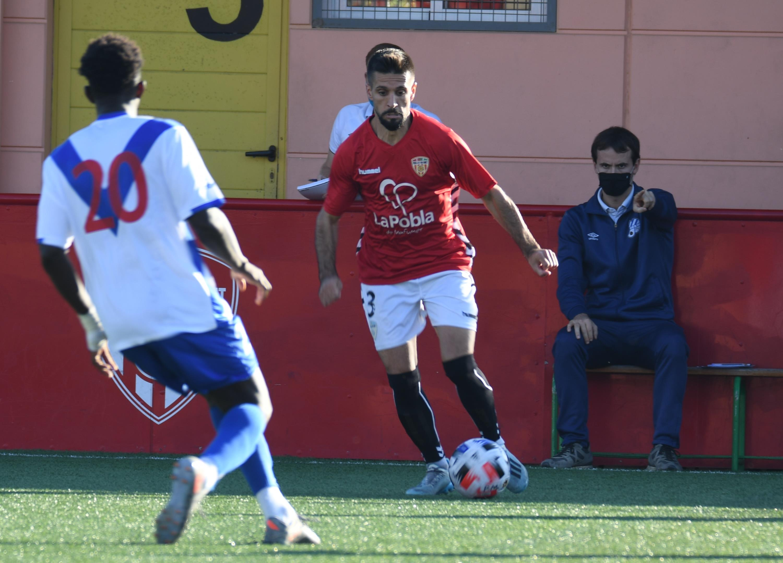 El CF Pobla de Mafumet perd 1-3 contra l