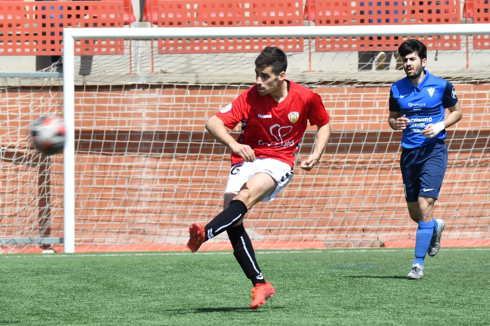 El CF Pobla de Mafumet guanya 4 - 1 al CF Igualada
