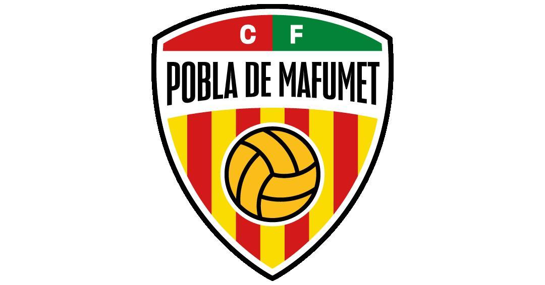 El CF Pobla de Mafumet presenta l'actualització del seu escut