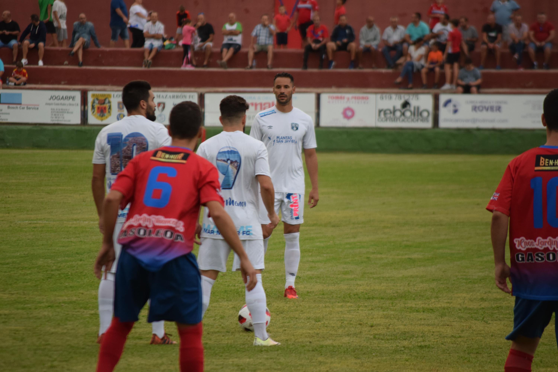 MAZARRÓN FC 1 - 1 MAR MENOR FC.