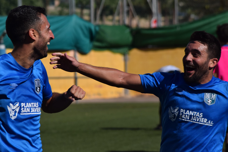 FC CARTAGENA B 0 - 1 MAR MENOR FC.