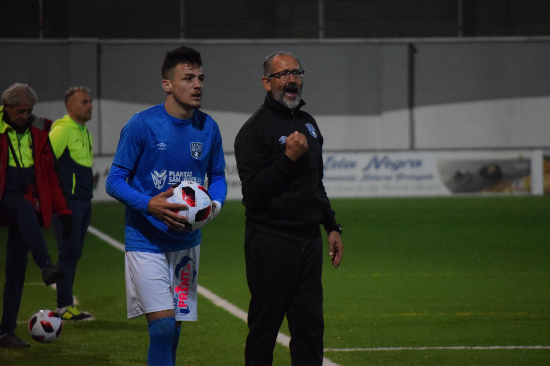 CA PULPILEÑO 1 - 1 MAR MENOR FC